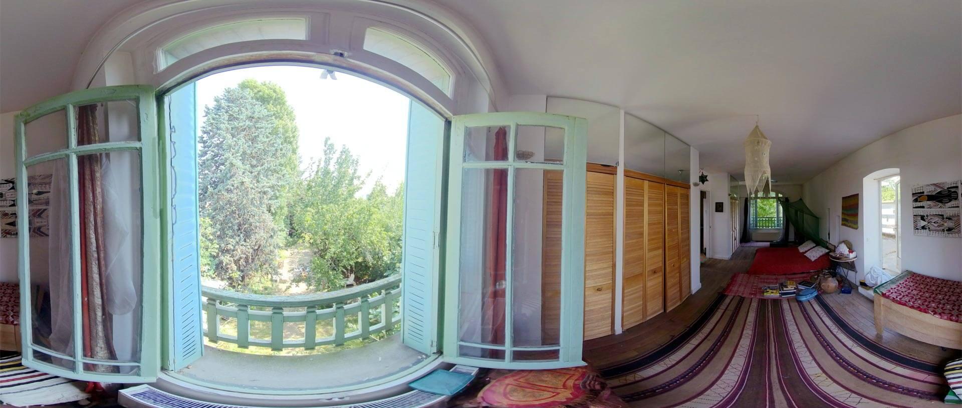 image de vidéo 360° d'une pièce par Kronos Productions