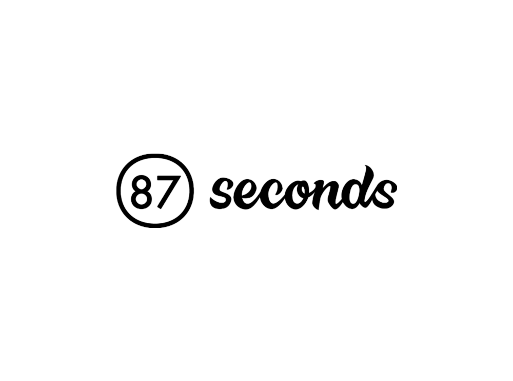Logo 87 seconds
