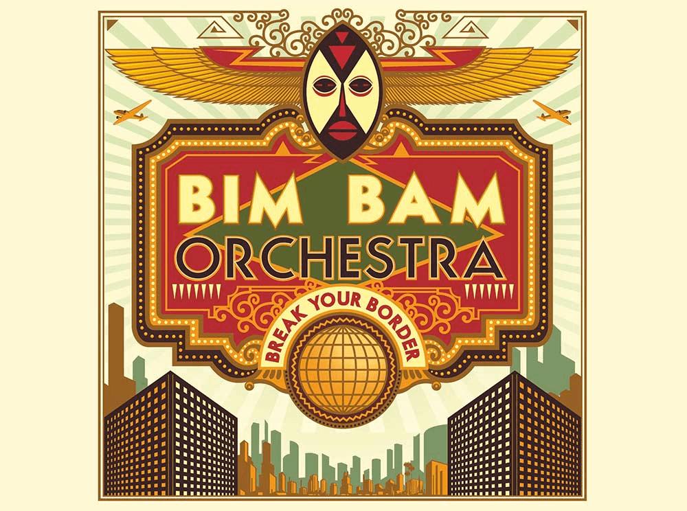 Logo Bim Bam Orchestra