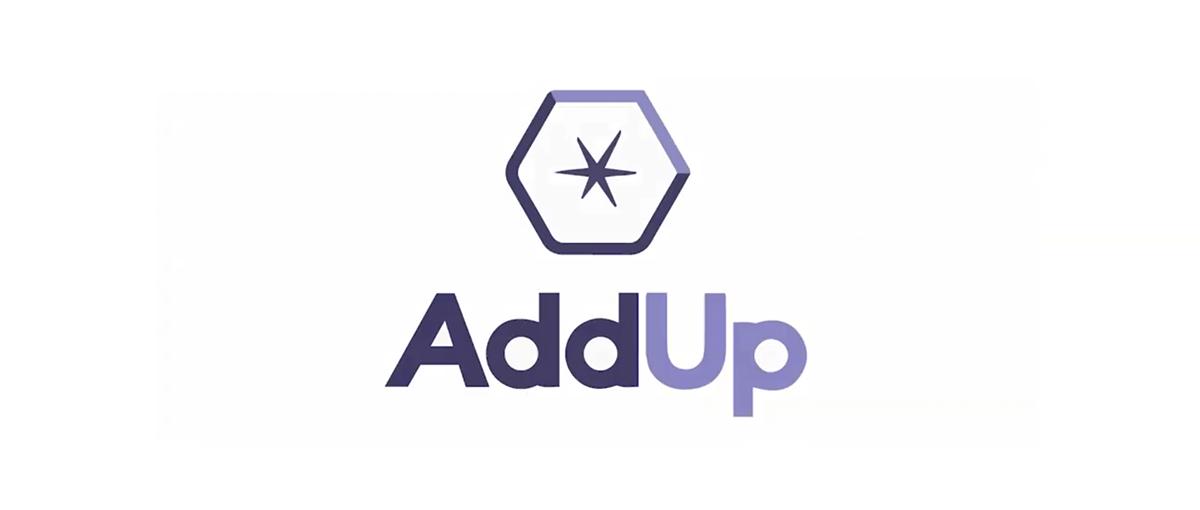 Logo de AddUp, filiale de Michelin