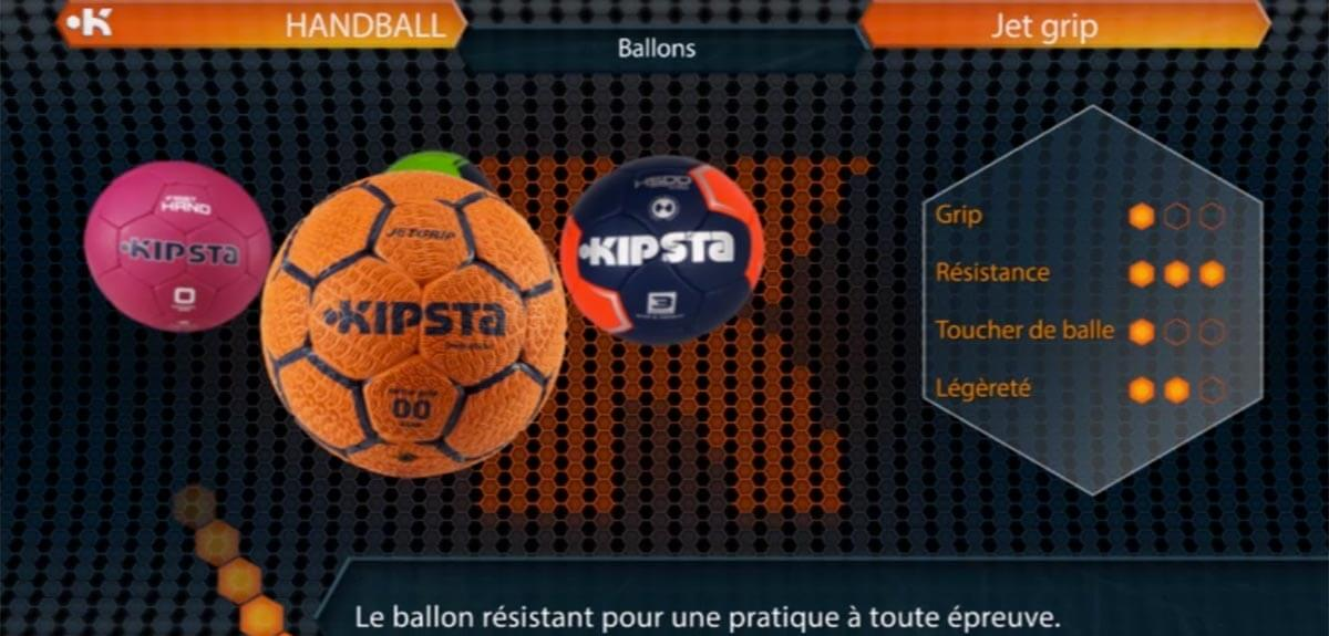 Balons Kipsta